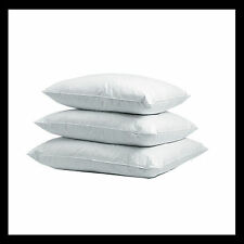 100% Duck Feather & Down Cushion Inner Pad Filler Insert 18x18, 20x20 Extra Fill