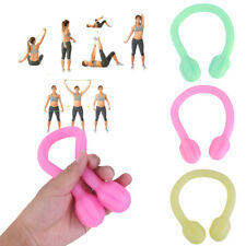 Exercise Resistance Pull Band Pilates Tube Workout Gym Yoga ABS Fitness Stretch