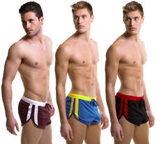 NWT 1PC Mens sport running Mesh underwear racing Athletic boxers Size S/M/L/XL