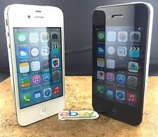 Apple iPhone 4S Black White Unlocked Verizon AT&T T-Mobile 8/16GB/32GB/64GB