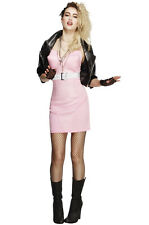 Brand New 80s Rocker Diva Dress Up Outfit Adult Costume