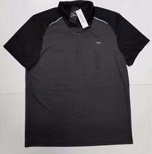 Calvin Klein,Performance, Men's Golf Casual Wicking Polo Shirt ,NEW WITH TAGS