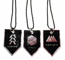 Destiny Video Game HUNTER, TITAN & WARLOCK PENDANTS - You Choose