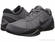 NIKE AIR RING LEADER LOW BLACK GREY MENS BASKETBALL SHOES **FREE POST AUSTRALIA