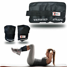 New Resistance Ankle Wrist Weight Gym Fitness Adjustable Women Strength Training
