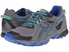 ASICS GEL SONOMA 2 SNORKEL BLUE GREEN MENS 4E RUNNING SHOES **FREE POST AUST