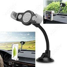 360° Universal Sucker GPS Phone iPhone car mount Cradle Holder Stand for Car