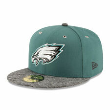 Philadelphia Eagels New Era Green/Gray 2016 NFL Draft On Stage 59FIFTY Fifty Hat