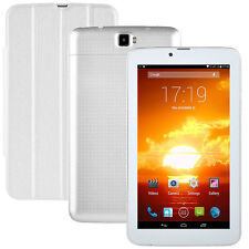 "725C 7"" 3G Dual SIM Smartphone Dual Core Camera 8GB Android 4.4 Tablet PC WIFI"