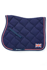 NEW John Whitaker Bling Union Jack Quilted Saddlecloth / Pad -  FREE P&P