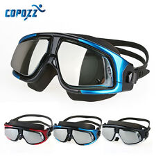 COPOZZ Optical Myopia Goggle Wateproof Swimming Goggles Unisex Sport Glasses