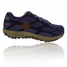 Columbia Conspiracy IV Outdry Womens Purple Waterproof Trail Shoes Trainers