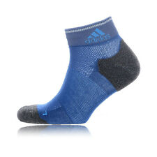 Adidas Energy Mens Womens Black Blue Cushioned Outdoors Running Ankle Socks
