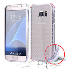 Shockproof TPU Silicone Gel Clear Soft Case Cover Skin For Samsung Galaxy Model