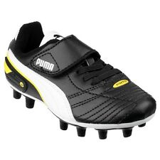 Puma Childrens Boys Esito XL FG Velcro Football/Rugby Boots