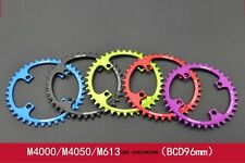 Chainring Circle BCD96mm 32T 34 36 Narrow Wide Single MTB Bicycle FOURIERS
