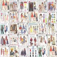 OOP McCalls Sewing Pattern Childs Girls Size Range 6 to 16 You Pick