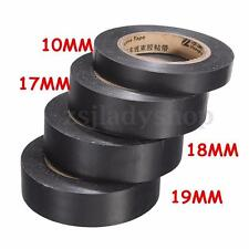18m PVC Wiring Harness Adhesive Sticky Tape Roll Craft Repair Car Automotive NEW