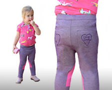 Little Lyndi Kids Purple Jelly/Pink Lemonade Jodhpurs - Sizes 0-3