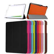 Tri-Fold Slim Case Cover for 10.1inch Acer Iconia One 10 B3-A20 Tablet Durable