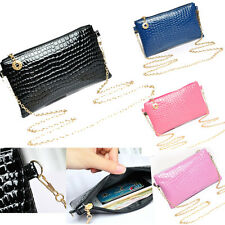 Fashion Women Lady Handbag Shoulder Leather Messenger Crossbody Clutch Handbag