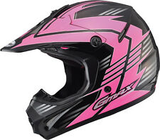 GMax GM46.2 Race Youth Girls Motocross Dirt Bike Off Road Helmets