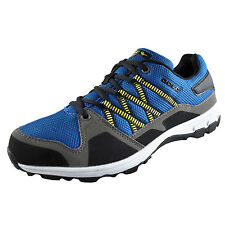 Gola TrailBlazer Mens All Terrain Running Hiking Trail Shoes Trainers Blue