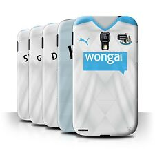 Official NUFC Case for Samsung Galaxy Ace Plus/S7500 /NUFC Away Shirt/Kit 15/16
