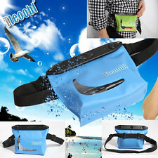Waterproof Tteoobl Underwater Swim Waist Pouch Keys Wallet Phone Dry Bag Pack