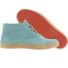 ALIFE Public Estate Mid Woodstock Suede (teal) fashion sneakers