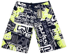 NEW WITH TAGS Mens QUIKSILVER Swim Trunks Surf Pants Board Shorts 30 32 34 36 38