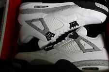 "NIKE AIR JORDAN RETRO 4 ""CEMENTS"", BRAND NEW SIZE 14"