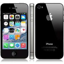 "Original Apple Iphone 4 Unlocked SmartPhone 3.5""  16GB  IOS7 GPS WIFI 3G Black/W"