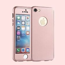 360 Total Protect Hard Case Slim Pouch Skin For Apple iPhone Cover Accessory Kit