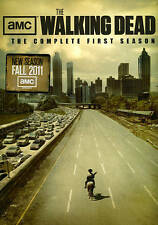 Walking Dead: The Complete First Season 1 (DVD, 2011, 2-Disc Set)
