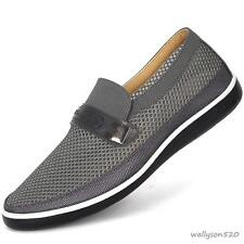 New Mens slip on loafer breathable athletic sneaker shoes sandal driving shoes