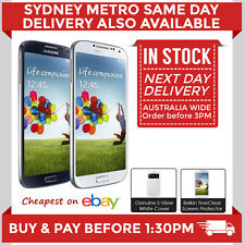 New Samsung S4 i9506 4G 16GB Android Smartphone - Aus Seller
