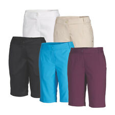 New Women's Lexi Thompson PUMA Solid Tech Bermuda Golf Shorts -Pick Size & Color