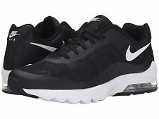 NIKE AIR MAX INVIGOR BLACK WHITE MENS RUNNING SHOES **FREE POST AUSTRALIA