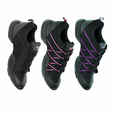 Bloch '524' Criss Cross Sneaker - Black, Pink, Purple or Red