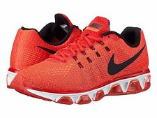 NIKE AIR MAX TAILWIND 8 RED ORANGE MENS RUNNING SHOES **FREE POST AUSTRALIA