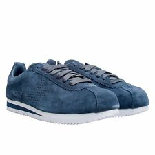 NIKE MEN CLASSIC CORTEZ LX SPORTS SHOES DARK OBSIDIAN 823914-400 US7-11 04'