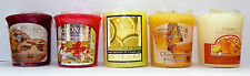 2 Colony Scented Votive Candles 15 Hours Burn Time - Various Fragrances