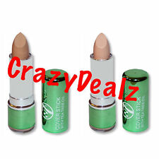 W7 Concealer Makeup Make Up Cover Stick Tea Tree Oil Spot Light Medium Deep