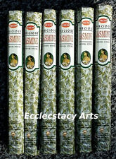 Hem Precious Jasmine  20-40-60-80-100-120 Incense Sticks You Pick Amount