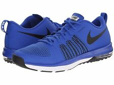 NIKE AIR MAX EFFORT TR ROYAL BLACK MENS RUNNING SHOES **FREE POST AUSTRALIA