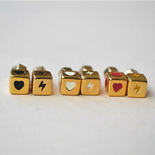 NEW Marc Jacobs Marc Jacobs  Bolt & Heart Stud Earrings M0004167 NWT $48