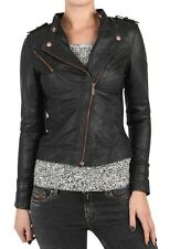 NEW Womens 100% Leather Lambskin Jacket Coat, Made to your Measurements - WJ166