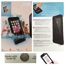 Lifeproof Case iPhone 6 Plus Nuud Black Authentic Waterproof Genuine SERIALIZED