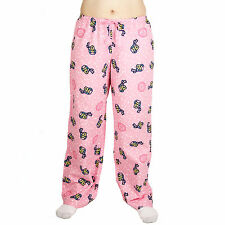 Life is Good Perfect Pink Chilly Rocket Dog Pajamas Lounge Pants Sleep PJs NWT